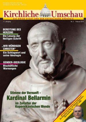Cover der Kirchlichen Umschau Februar 2014
