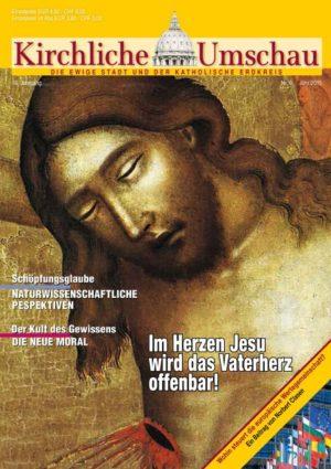 Cover der Kirchlichen Umschau Juni 2015