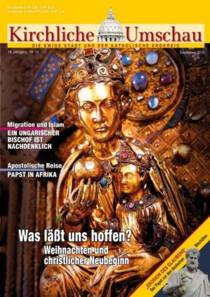 Cover der Kirchlichen Umschau Dezember 2015
